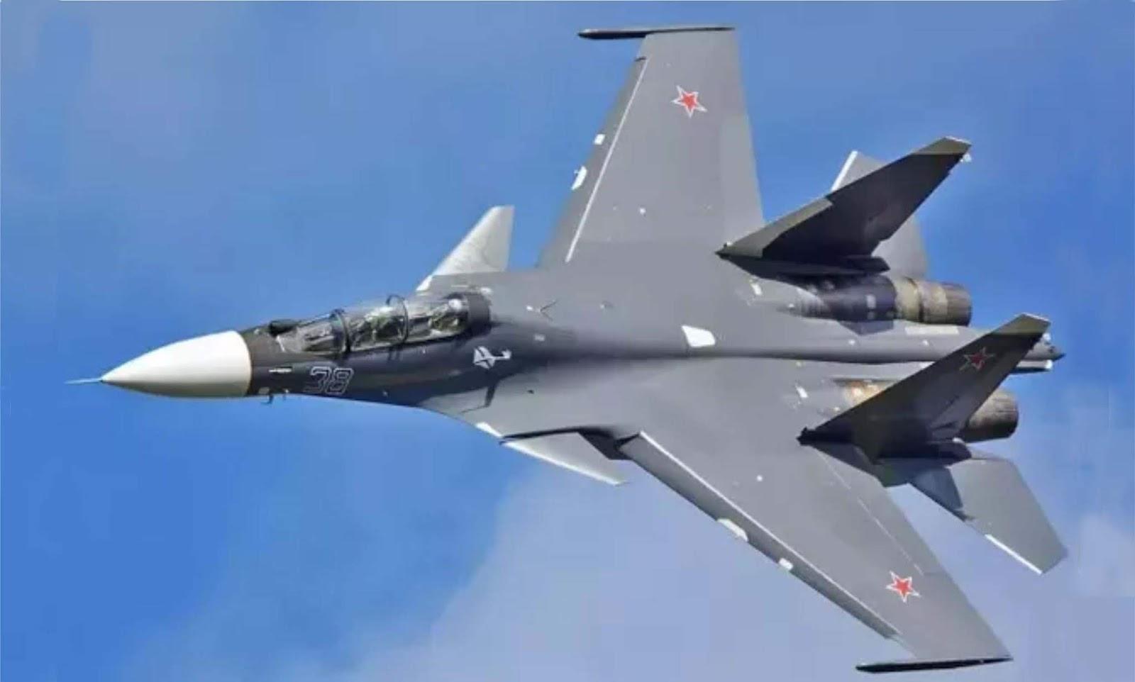 Rusia kirim 10 ahli untuk survei rumah Su-35