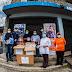 Entregan kits de bioseguridad para Centros de Salud del área NorOccidente