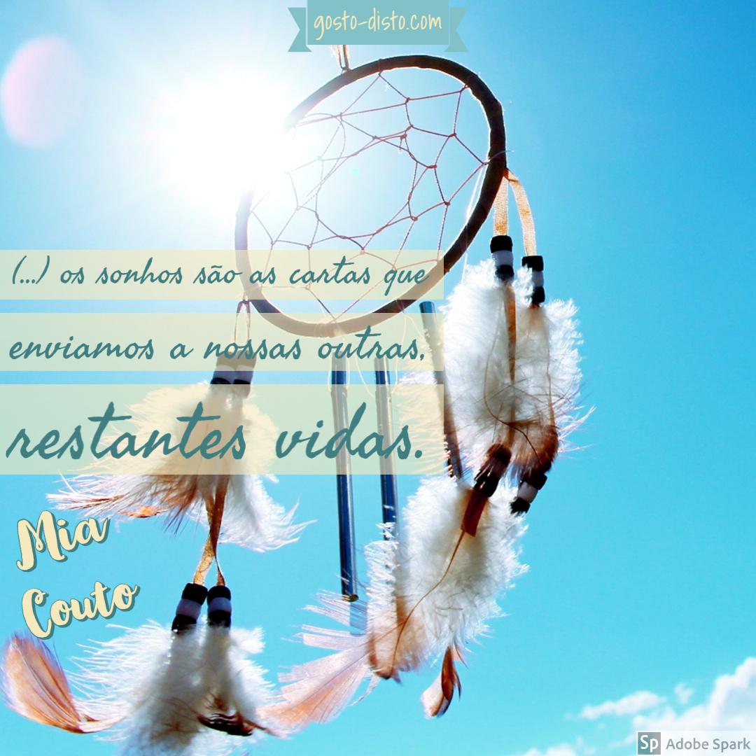 Frase sobre Sonhos