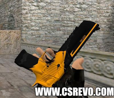 Skin Desert Eagle - Revenge - HD CS 1.6, skins,
