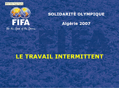 Résumé PDF stage LE TRAVAIL INTERMITTENT