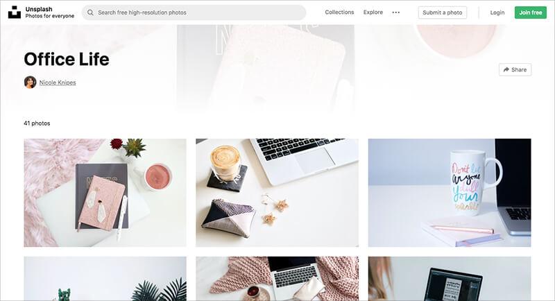 Bonus Tool: Stock Photo Sites