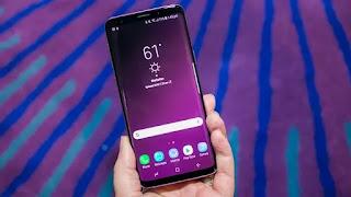 Cara Terbaru Flash Samsung Galaxy S9 Plus via Odin