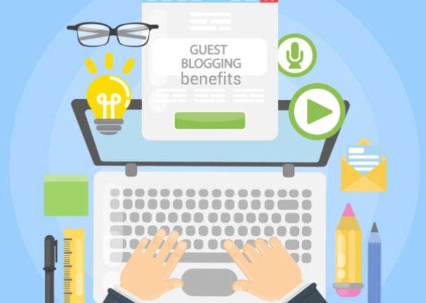 Guest blogging benefits: eAskme