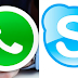 SKYPE&WhatsApp-FACES BAN IN SAUDI ARABIA