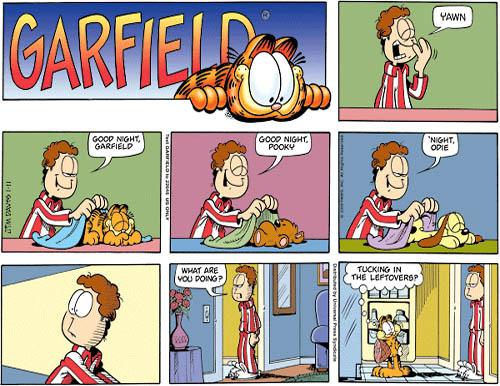 Juripunek: Sunday Paper Comic Strips