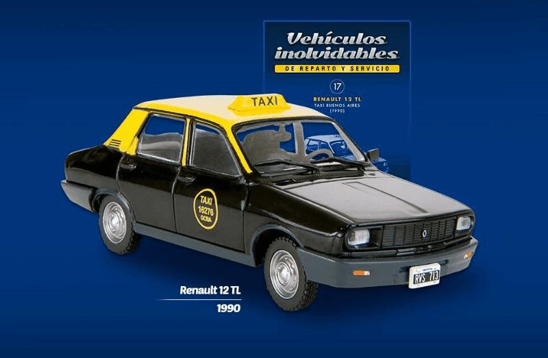 renault 12 tl taxi argentina salvat
