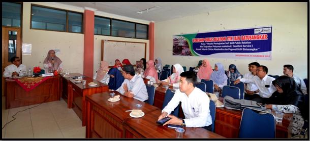 FTIK Dongkrak Kualitas Layanan Akademis Mahasiswa