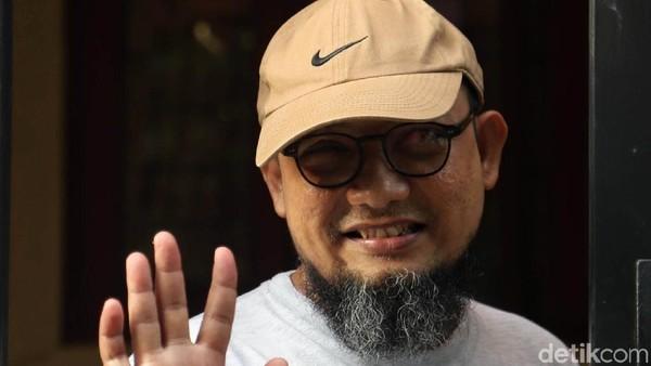Novel Baswedan Usai Dipecat KPK: Pejabat Korup Jangan Dimaklumi