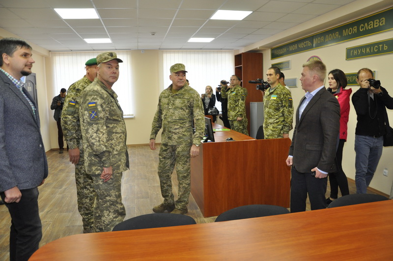 Регіональне управління та Лисичанський загін ДПСУ отримали Бойові прапори