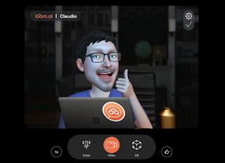 avatar per videocvat