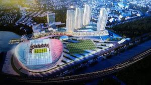 Stadion Rp 5 Triliun Kelas Dunia Ada di Jakarta Utara