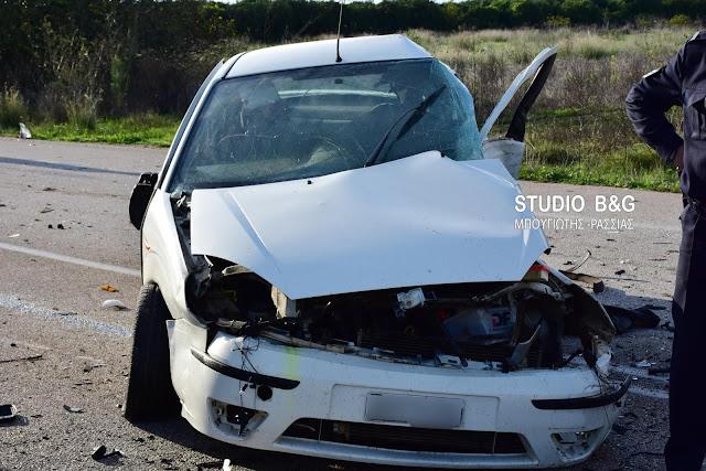 Ανακοίνωση της αστυνομίας για το τροχαίο δυστύχημα στην Αργολίδα