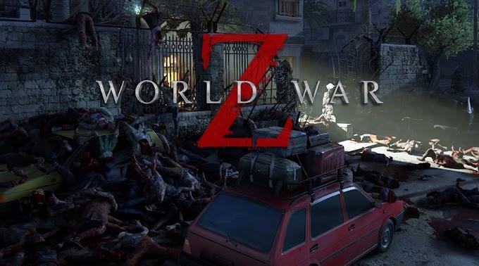 Trailer Terbaru Game World War Z Show off Pertempuran Player VS Player VS Zombie