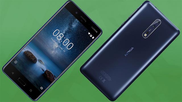 S-a dat oficial starul pentru acualizarea Nokia 8 la Android Oreo 8.0