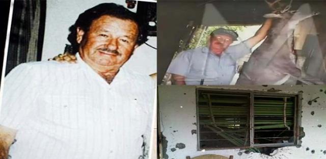 Don Alejo; 10 años después de su muerte regresan a Tamaulipas solo para vender su rancho el que protegió con su vida de Sicarios