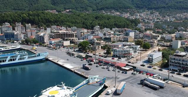 Ηγουμενίτσα: Απαγόρευσαν την αποβίβαση απορριμματοφόρου από Κέρκυρα
