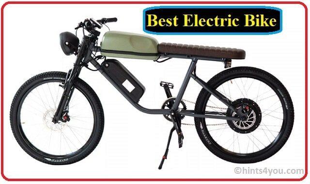 Tempus Titan R Electric Bike: