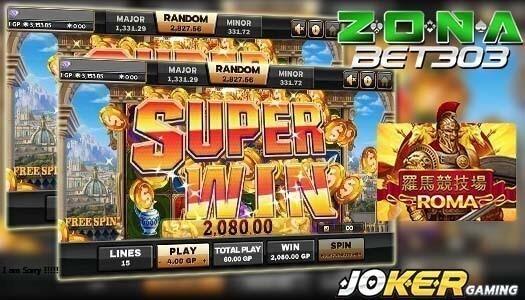 Situs Slot Joker Gaming Terlengkap Deposit Termurah