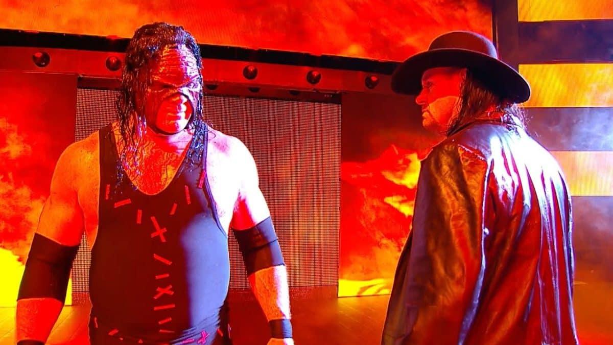 """Undertaker e Kane acham que Roman Reigns deveria ter quebrado a """"streak"""""""