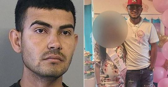 Man, 24, charged with rape after he takes pregnant 12-year-old girlfriend to the hospital