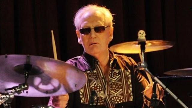 Falecimento do histórico baterista dos Cream