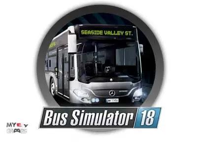تحميل لعبة Bus Simulator 18 للكمبيوتر من ميديا فاير كاملة برابط مباشر