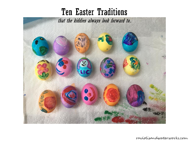 easter tradition ideas; easter traditions that kids love; easter activities for kids; family traditions on easter; easter ideas