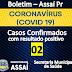 ASSAÍ REGISTRA SEGUNDO CASO DA COVID-19.