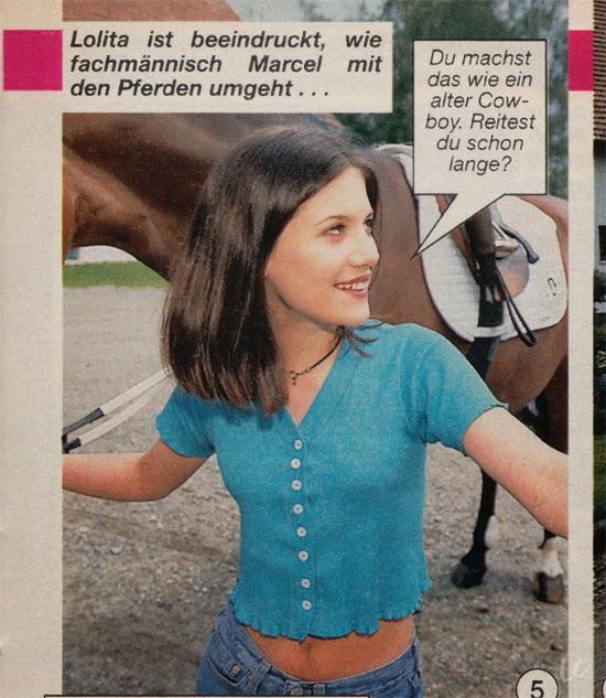 vongestern Blog: Lolli und der Werbelümmel (1996)