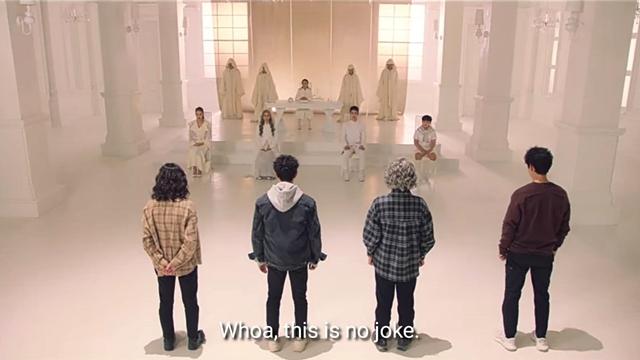 Drama Korea | The Uncanny Counter (2020)