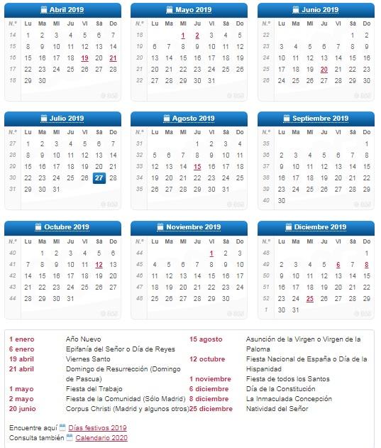 Calendario Esoterico.Calendario Luna Lima Peru 2019 Centro Esoterico De Lima