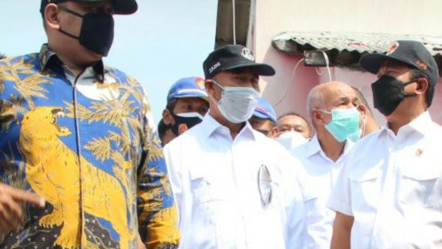 Menteri Kelautan dan Perikanan berjanji akan membangun Pelabuhan Kota Tegal
