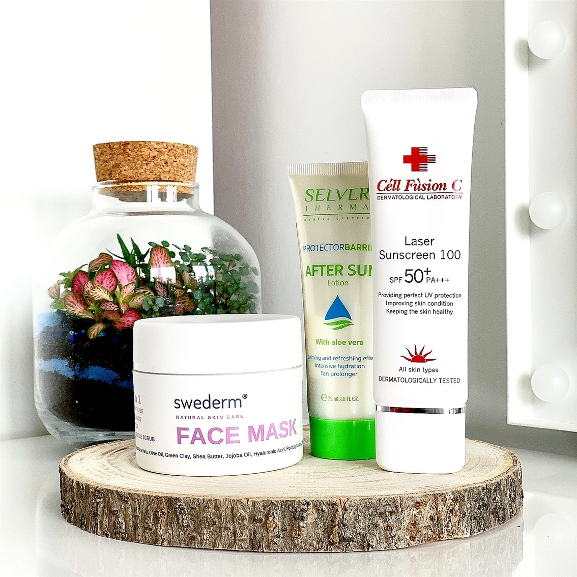 Swederm Face Mask