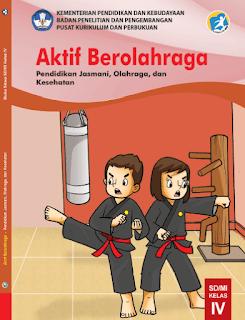 Buku Siswa PJOK Kelas 4 SD
