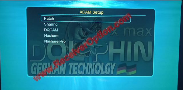 DOLPHIN X MAX 1507G 1G 8M NEW SOFTWARE WITH ECAST & NASHARE PRO OPTION