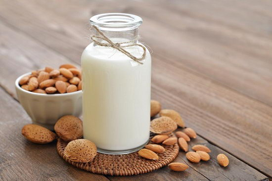 Cách làm Sữa hạnh nhân