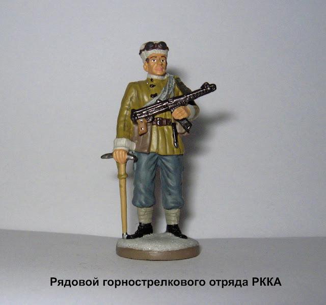 солдаты великая отечественная война деагостини