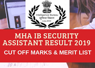 MHA IB SA/Executive Result 2019