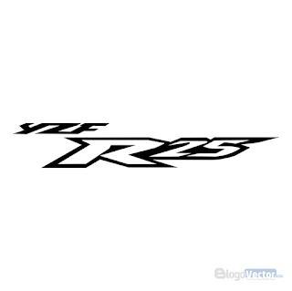 YZF-R25 Logo vector (.cdr)