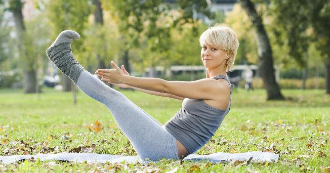 Posturas De Yoga Para Adelgazar 5