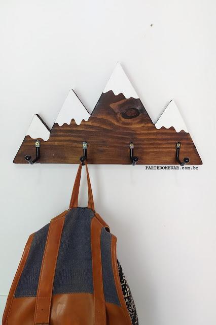 cabideiro montanhas