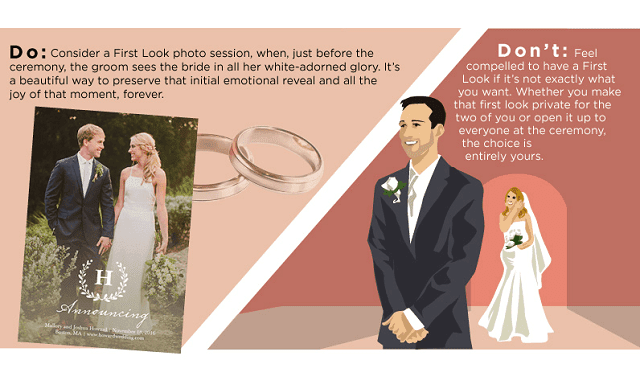 Wedding Photography Do's and Don'ts