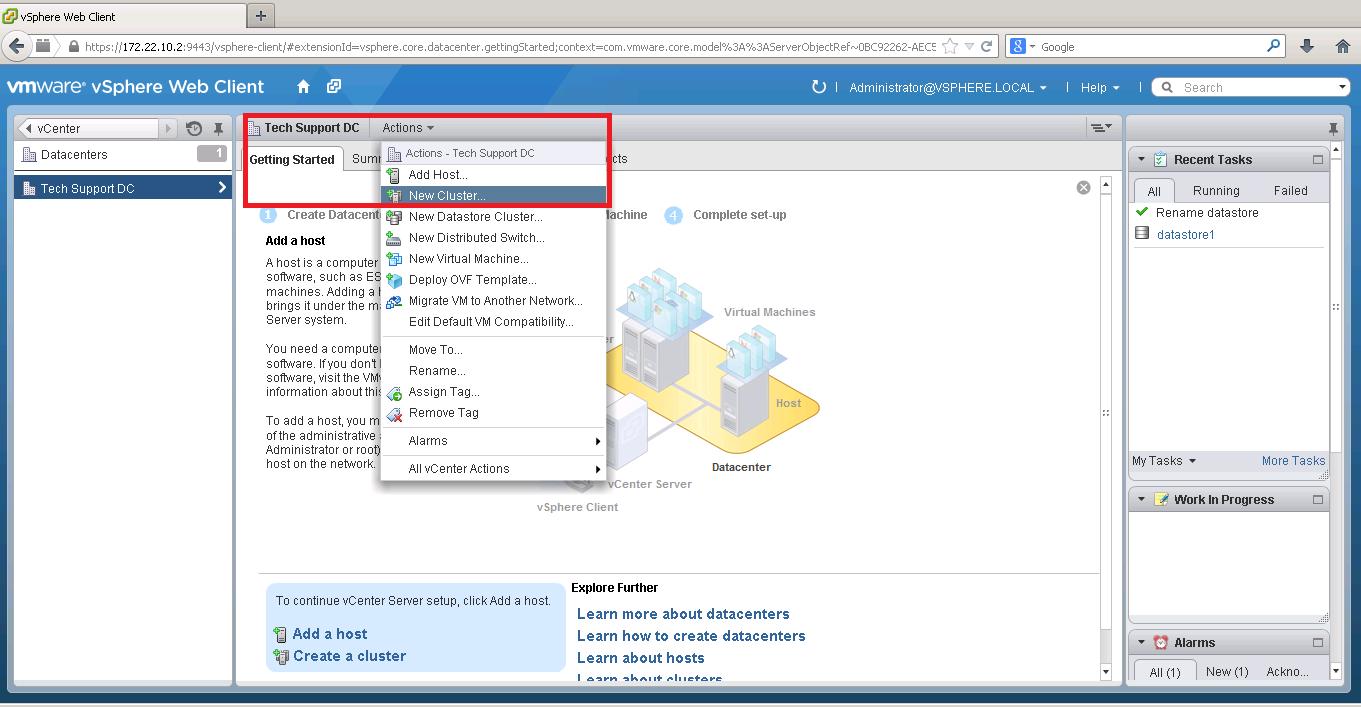 vmware esxi 5.5 server installation guide