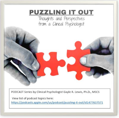 Puzzling It Out - a Podcast series for MS Patients