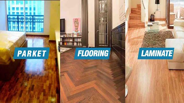 apa itu parket, flooring, laminate kayu