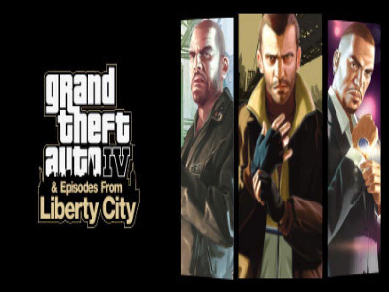 Download GTA 4 Game PC Free