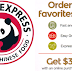 Panda Express Chinese Food: $3 Off $5 Online Order + Free Restaurant Pickup