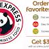 Panda Express Chinese Food: $3 Off $5 Online Order + Free Restaurant Pickup