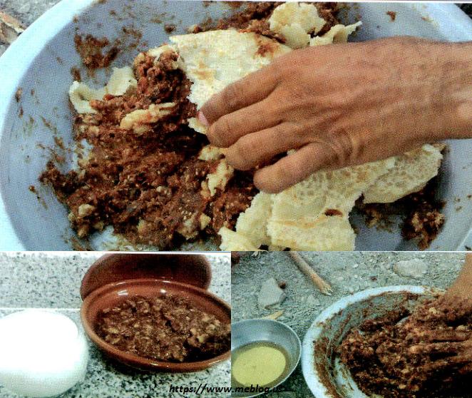 المأكولات الشعبية في بلوشستان التمر المجفف مجلة نسمة